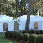 Temporary Dining Facilities for Mercer Mill Plantation