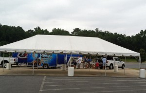 United Rentals Bass Tournament