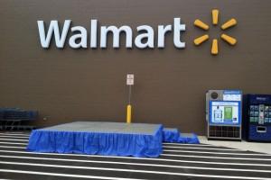 Grand Opening of Walmart Store in Sylvester, GA