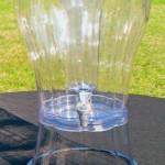 3 Gallon Acrylic Beverage Dispenser