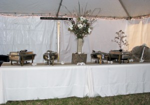 Long Banquet Tables, 6 and 8 ft