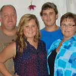 Bryant, Sherry, Brittany, and Christopher Ring